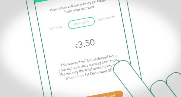 Folio savings app