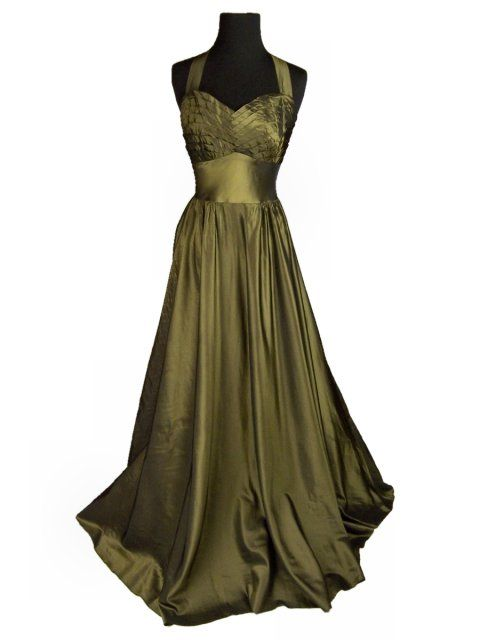 17 Best images about 1940s on Pinterest - 1940s evening dresses ...