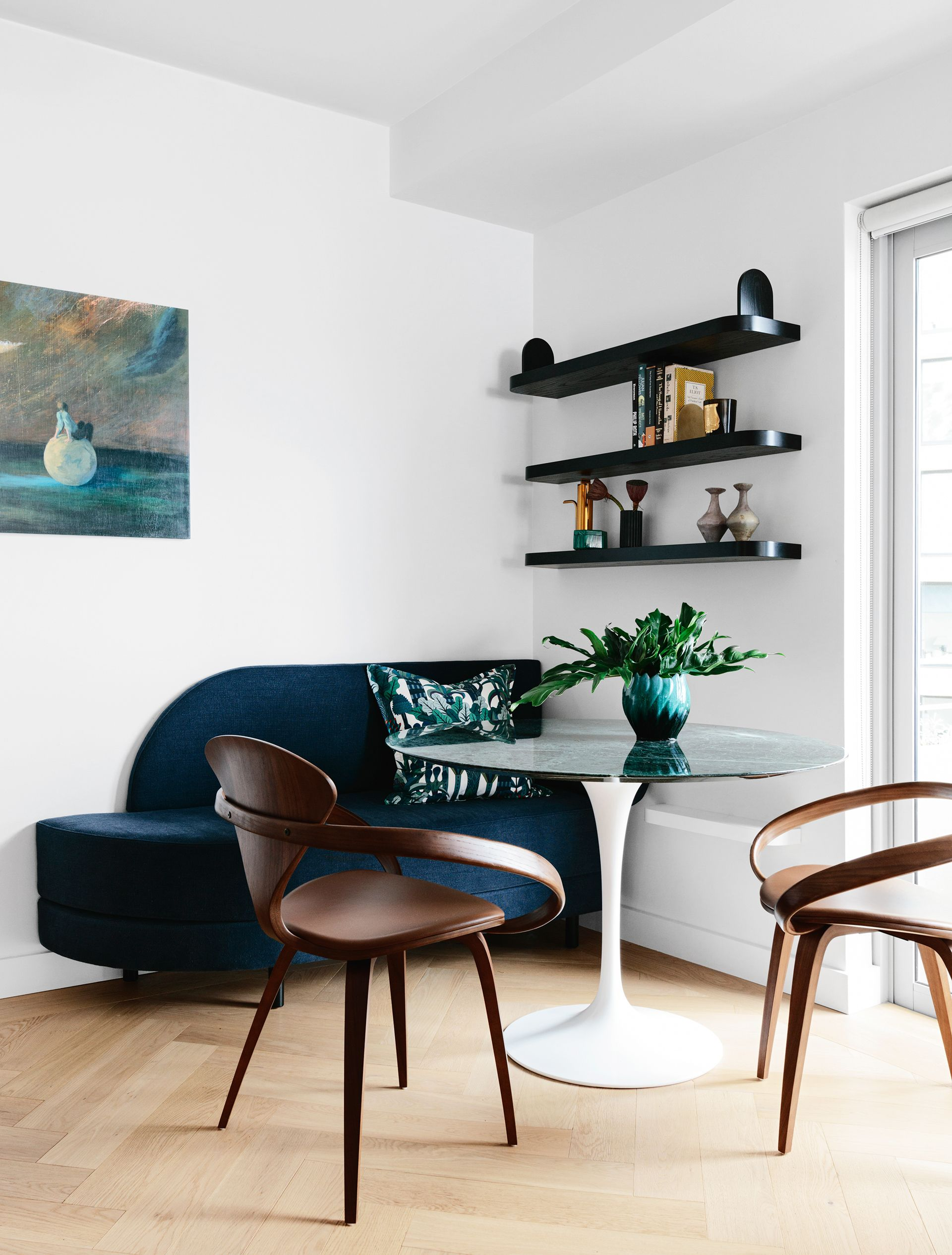 Sydney Harbour Apartment By Arent Pyke Dining Room Updates Living Room Corner House Interior