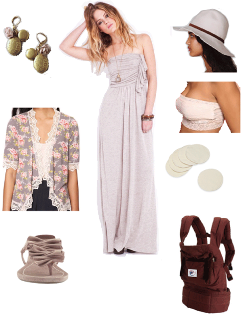 064351773a1fd Milk-Friendly: Nursing Clothes: Dressing for an Easter Egg Hunt ...