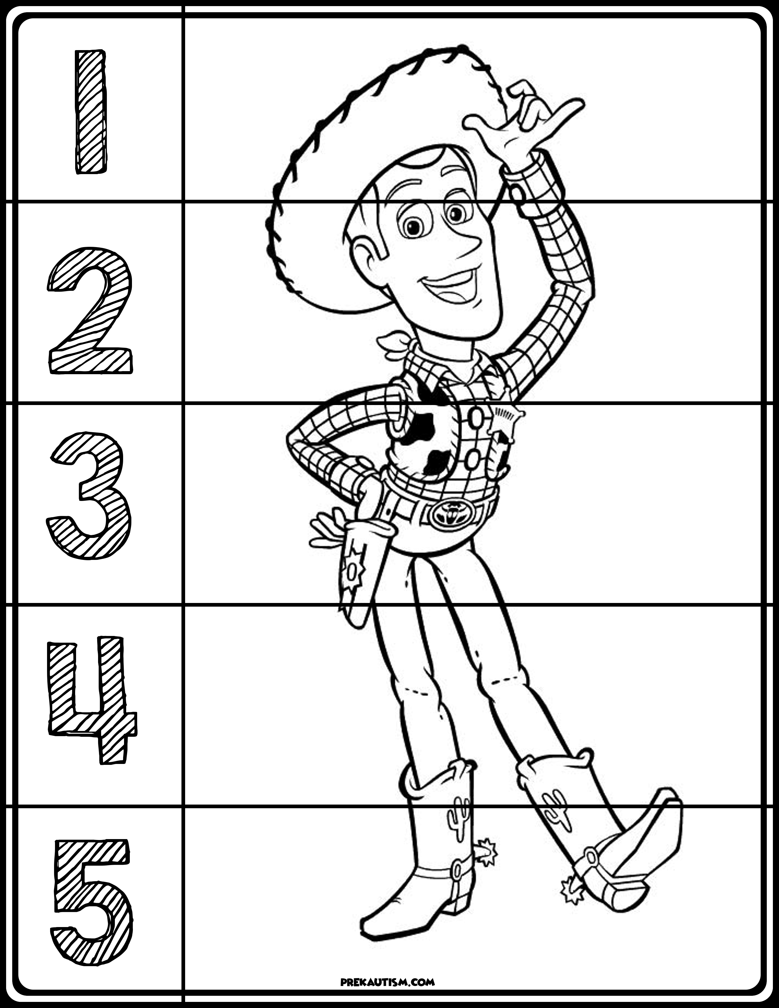 Toy Story Puzzles