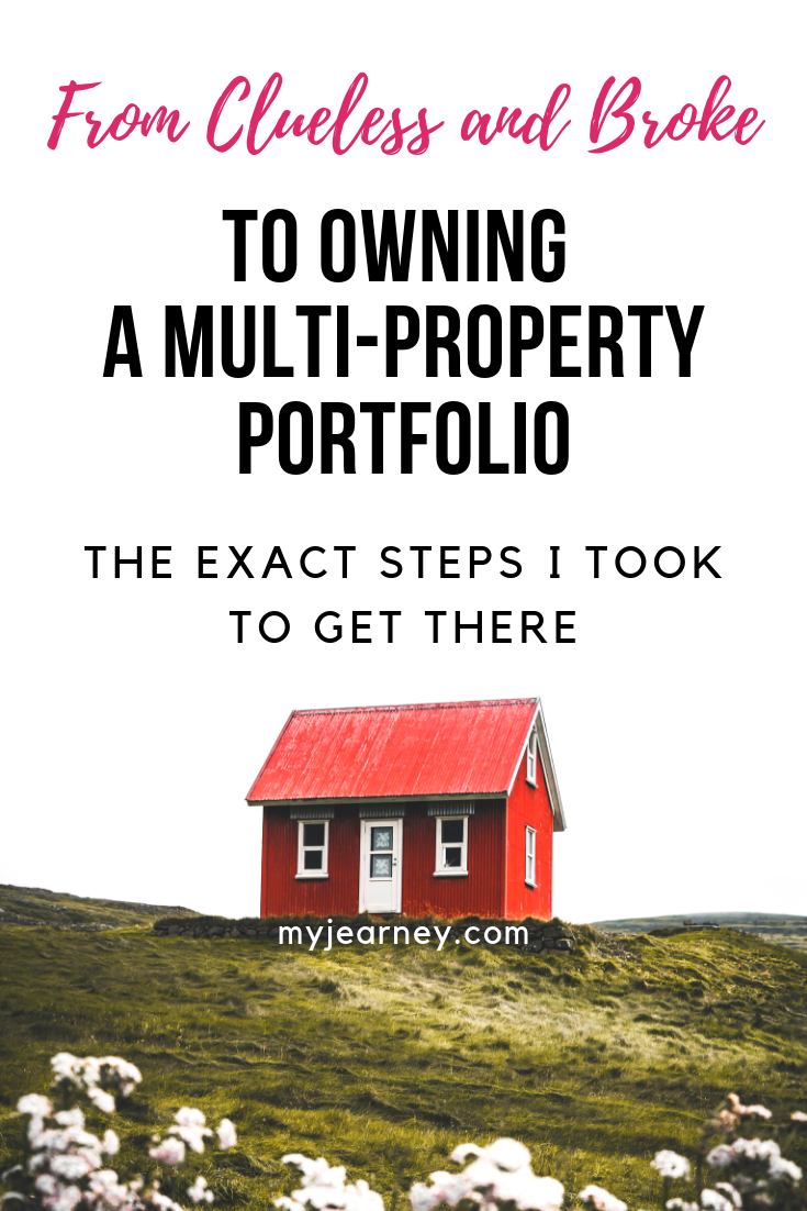 how to get into the real estate industry