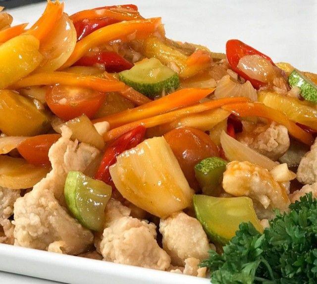 Masak Masak Ayam Kuluyuk Ala Restoran Yang Lezat Resep Di 2021 Ayam Restoran Resep