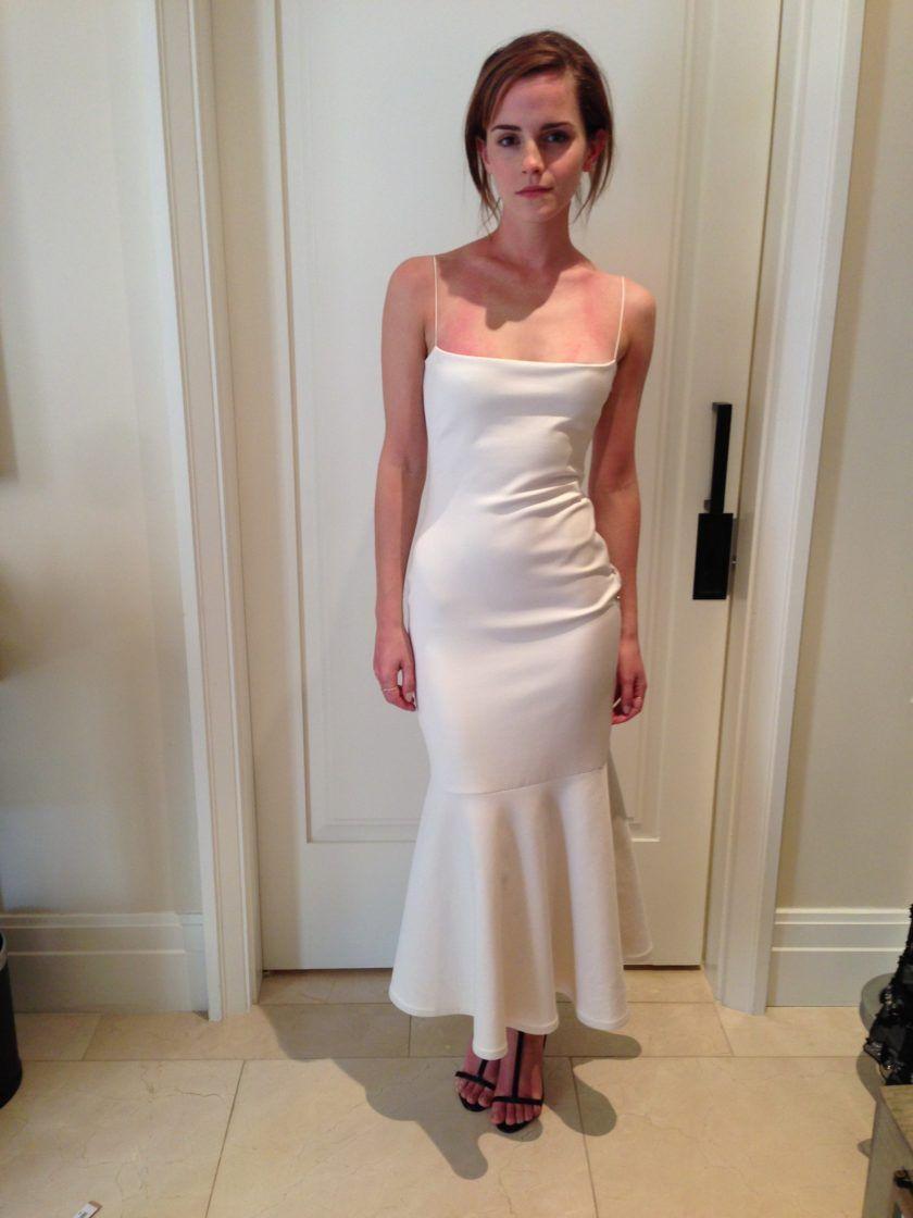 Leak naked emma watson Emma Watson