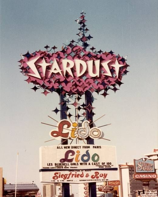 Image result for stardust hotel sign