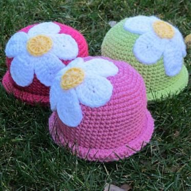 Spring Fling Hat All Sizes Crocheting Patterns And Patterns