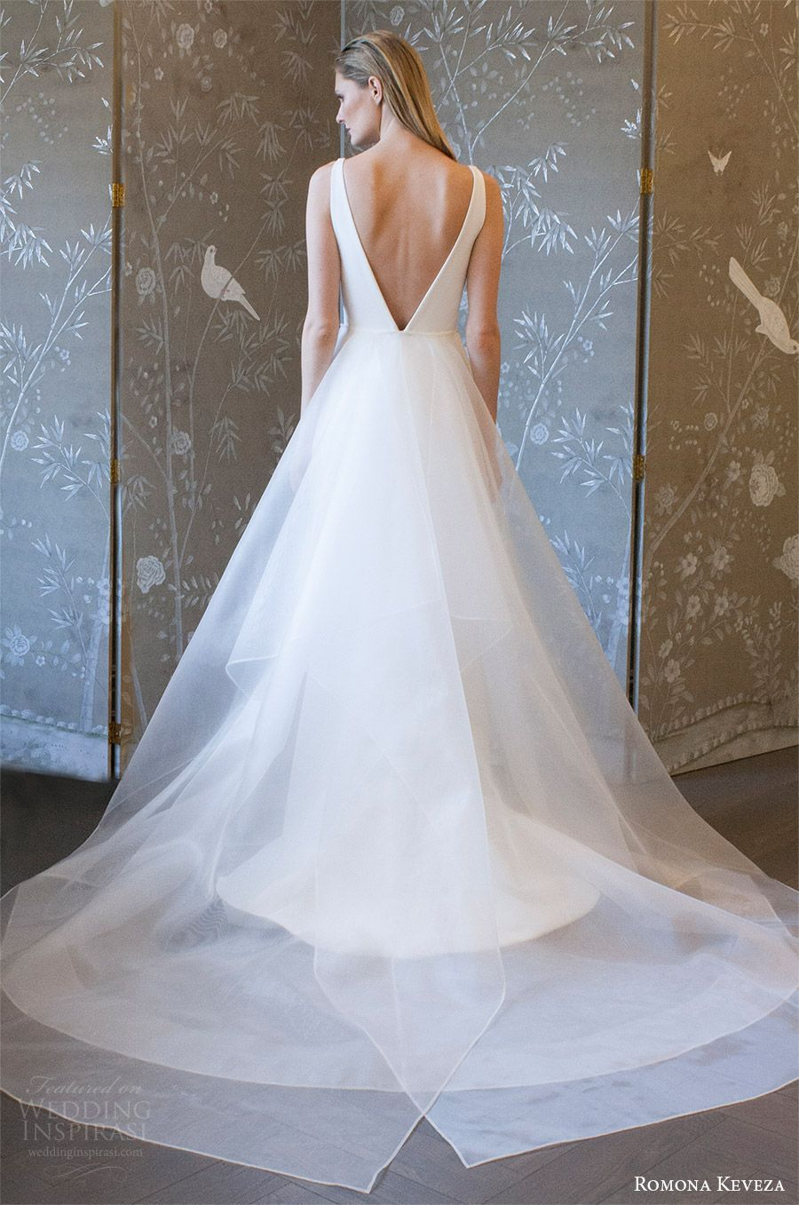 Romona keveza collection spring wedding dresses in dress