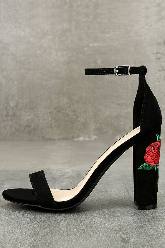 Image is loading New-Women-Fahrenheit-Rosemary-01-Faux-Suede-Rose-