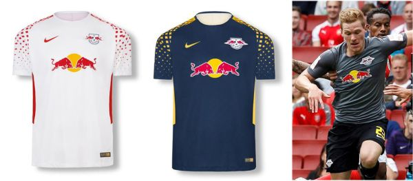 Maillot RB Leipzig solde