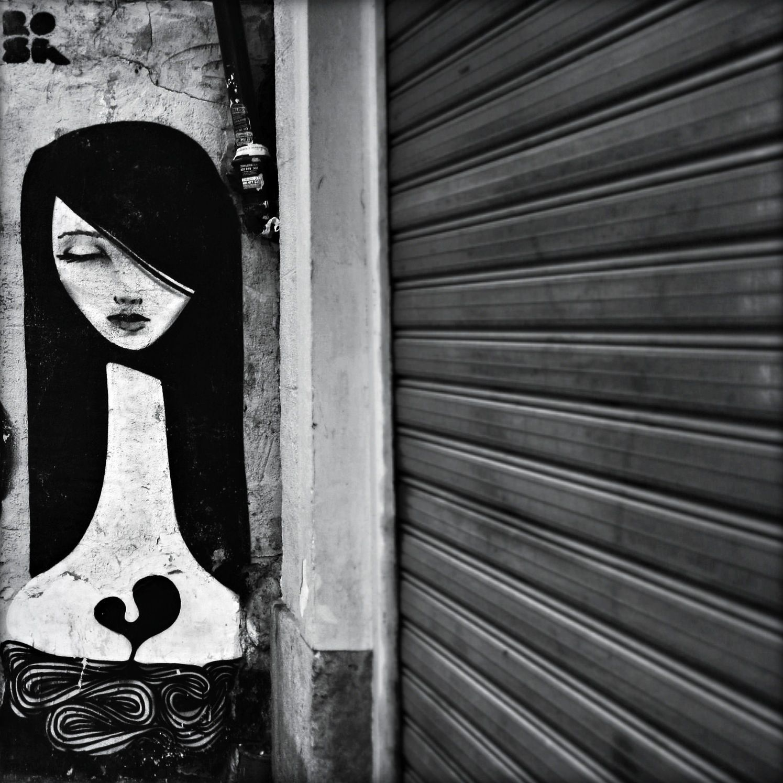 Afrodita rosh street art valència montsegui street art