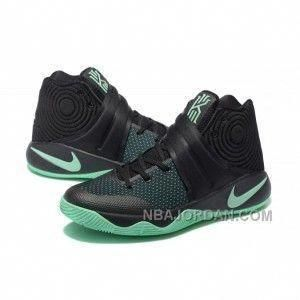 """06248ee5e5c Nike Kyrie 2 """"Green Glow"""" Mens Basketball Shoes Free Shipping   basketballshoes  houstonbasketball"""
