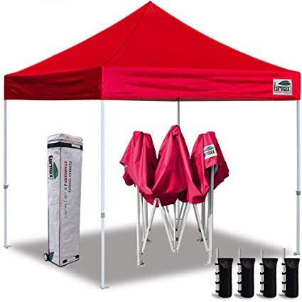 x10' Ez Pop Up Canopy Tent