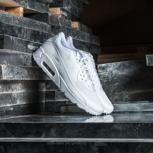 Nike Air Max 90 Ultra 2.0 Essential White White White za 3