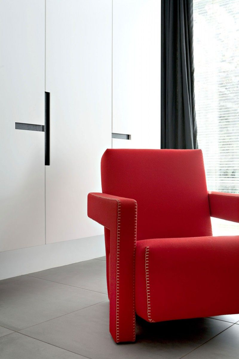 Rietveld Bungalow by Remy Meijers detail