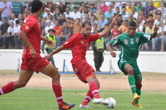 América visita este lunes 14 de mayo 2012 - 8:00 p.m. - a Uniautónoma en Barranquilla, en el duelo final de la jornada 16 del Torneo Postobón I.