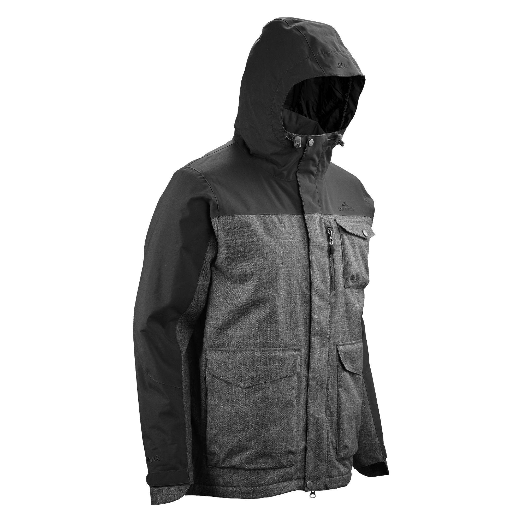 1e9653063c Buy Teton Men s 2 Layer Waterproof Snow Sport Jacket v3 - Black online at  Kathmandu