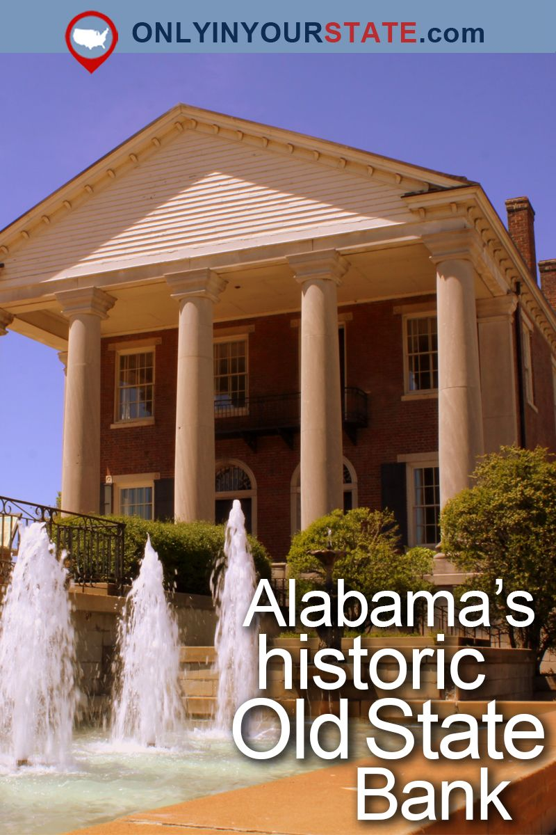 Most Alabamians Are Unfamiliar With The History Behind This Famous - Oldest museums in usa