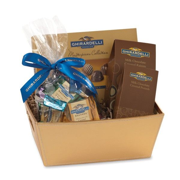 Truffle gift basket ghirardellichocolate ghirardelli things i traditional boxes of chocolate candy gifting gift baskets sugar free candies seasonal chocolates and more negle Image collections