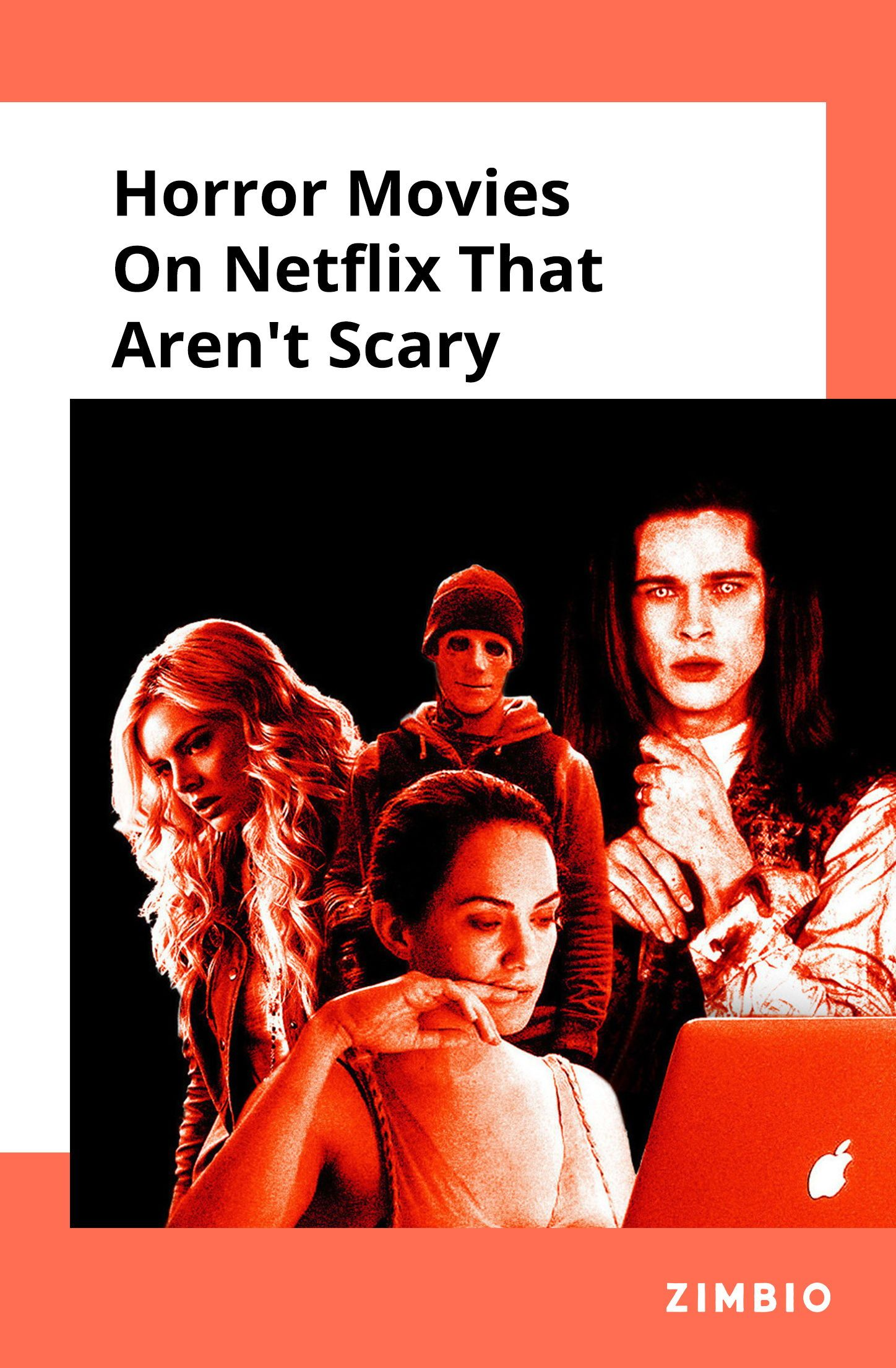 Horror Movies On Netflix That Aren't Scary (With images