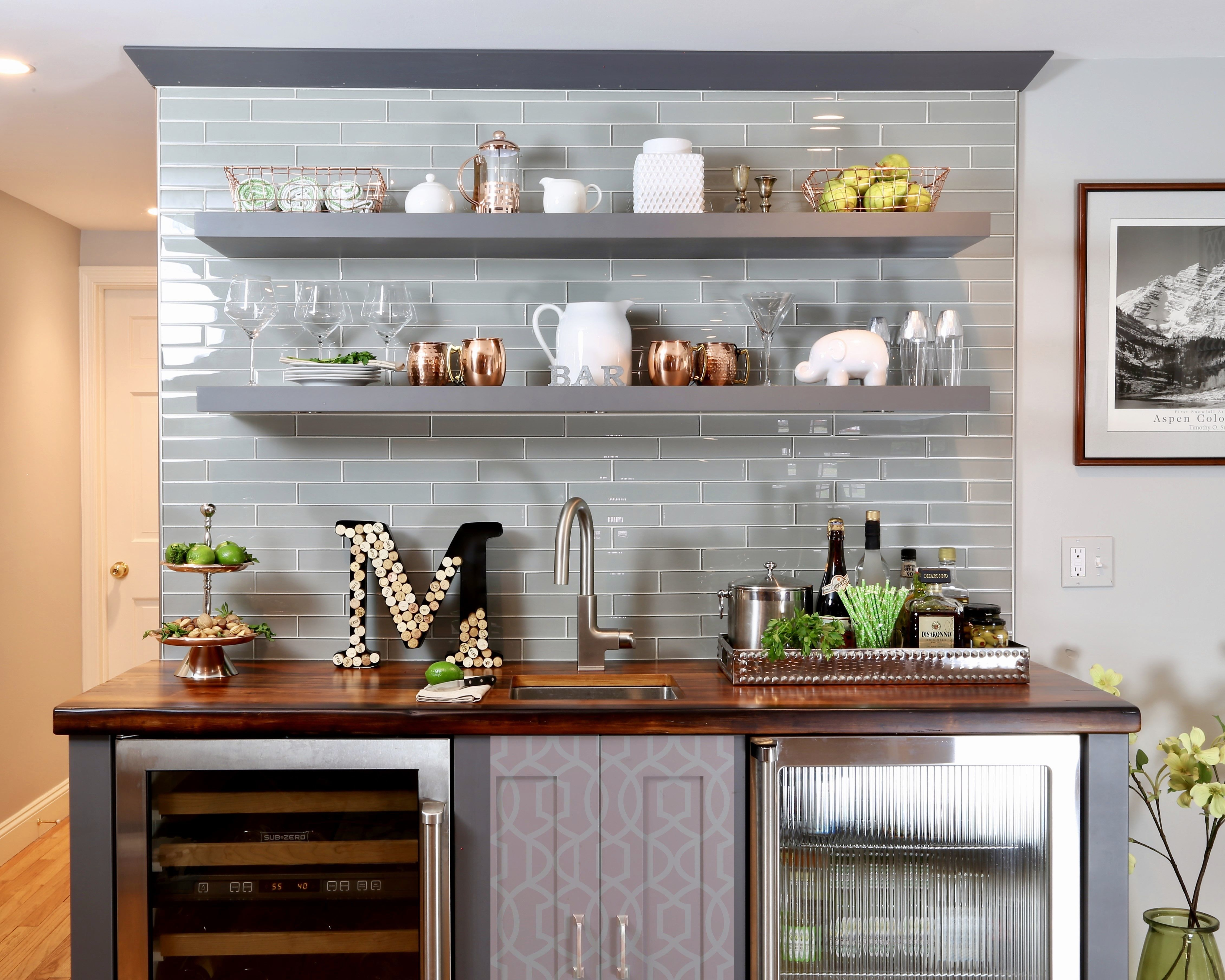 16+ Wonderful Modern Shelves Decor Ideas (With images