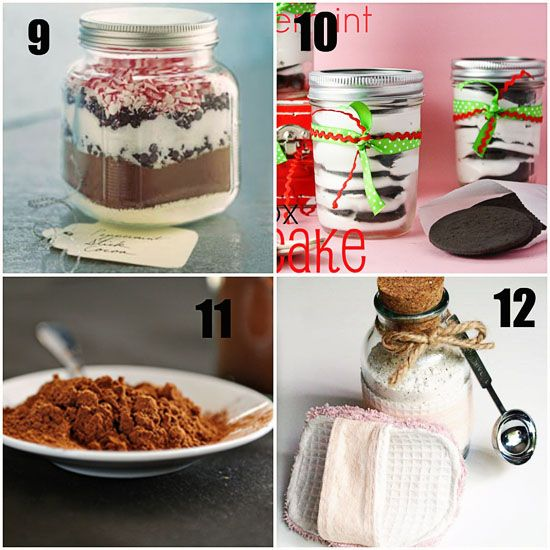 Thoughtful Diy Christmas Gifts: 16 Homemade Gift Ideas In A Jar