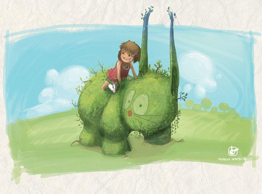 illustration for children by giuscbdeviantartcom on deviantart - Picture For Children