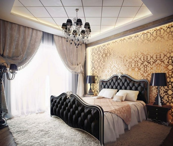 Ideen Tapeten Schlafzimmer Ideen Schöne Antike Auf Mit Moderne - moderne tapeten schlafzimmer