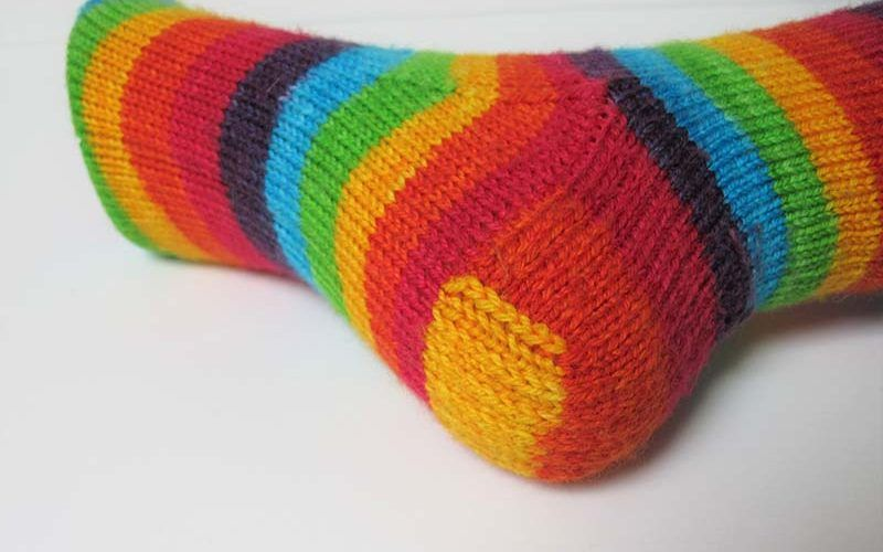 Techniques in Depth How to Make Socks That Last Modern