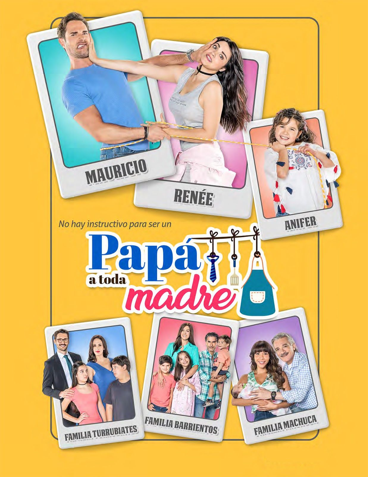 Papá A Toda Madre | Telenovelas in 2019 | Epic movie