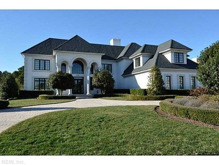 Luxury Estate In Indian River Plantation Virginia Beach Offered By Berkshire Hathaway Hs