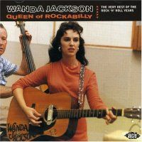 Wanda Jackson - Listen to Funnel of Love and Tongue Tied!