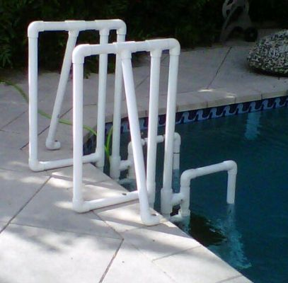 Whyditot Innovations Inc Pool Chairs Diy Pool Pool Steps