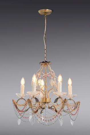 Clara 5 Light Chandelier From The Next Uk Online