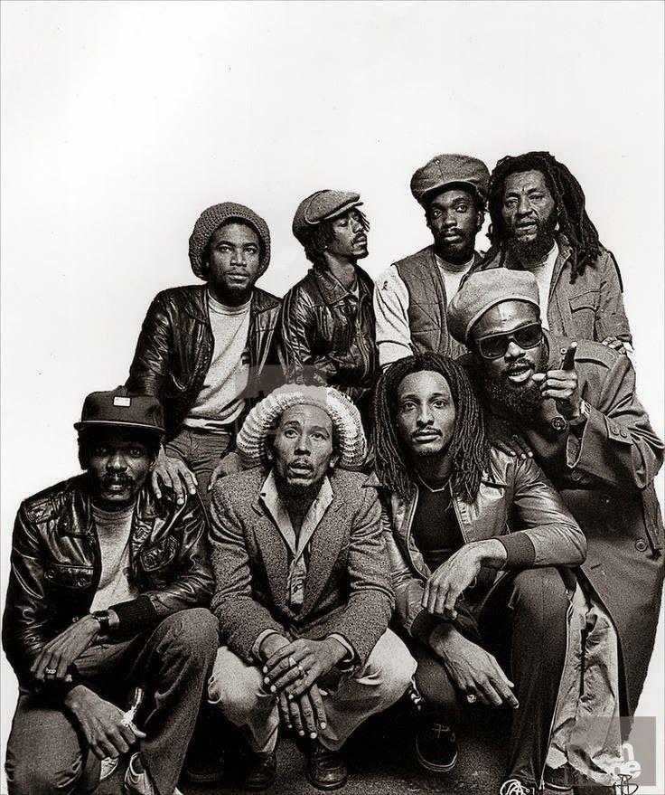 Bob Marley And The Wailers Con Imagenes Fotos De Bob Marley