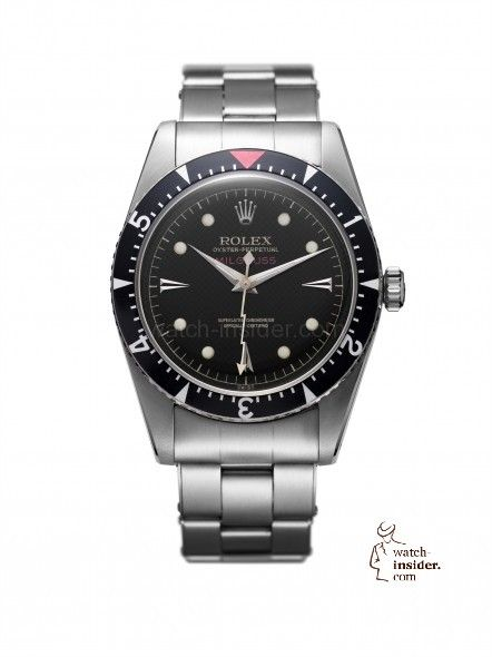 f73fab3e03d Discovering 100 Years of Rolex Chronometers and Rolex Oyster Watches ...