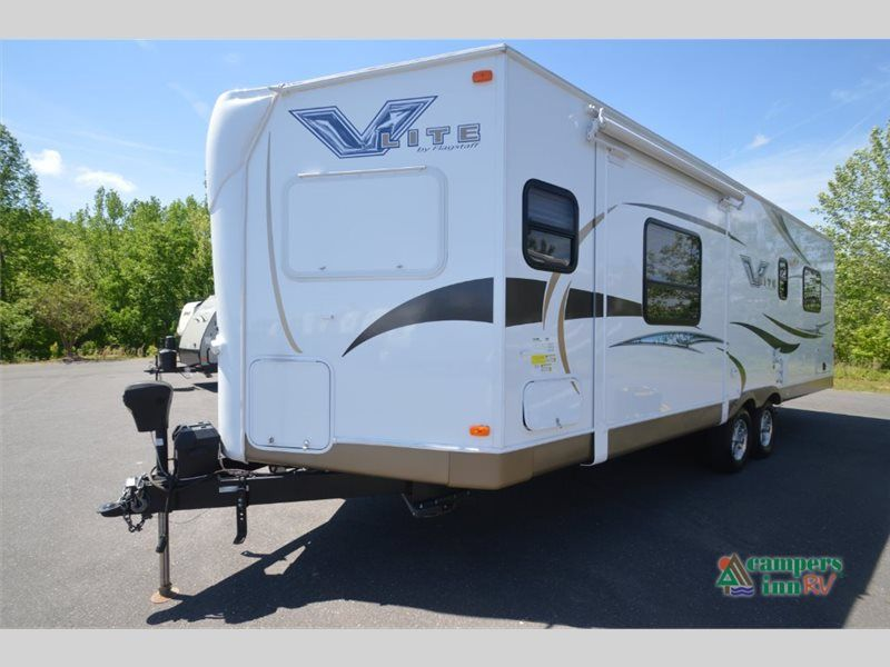 Used 2013 Forest River RV Flagstaff V-Lite 26WRB Travel Trailer at Campers Inn | Mocksville, NC | #16207