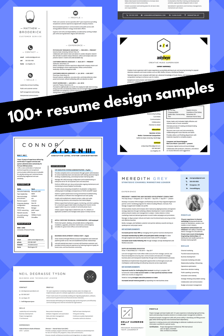 Rate resume writing services