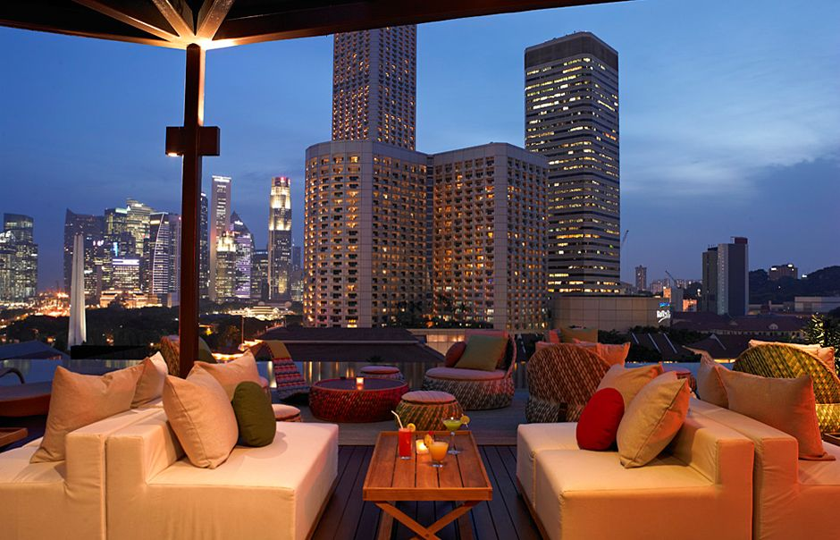 Naumi Hotel Singapore Singapore Hotel Review By Travelplusstyle Hoteis De Luxo Hotel Site Wordpress