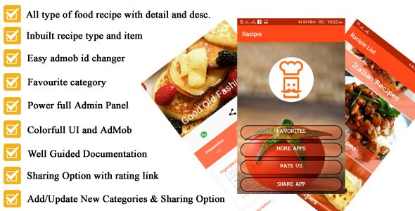 Android recipe app for cooking full code with php admin panel android recipe app for cooking full code with php admin panel https forumfinder Gallery