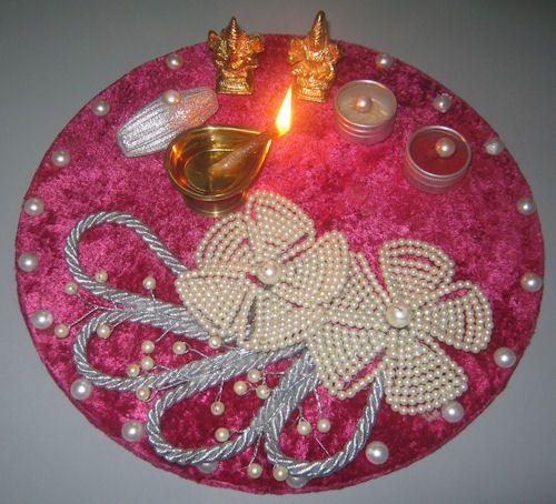 decorative-thali-for-diwali-puja
