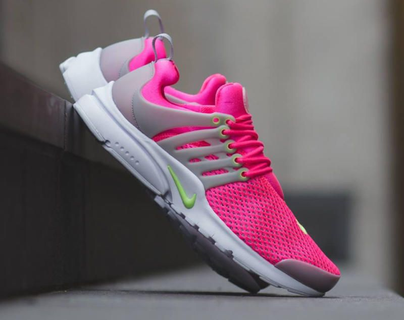 The Nike Air Presto GS Pink / Ghost Green Is On The Way