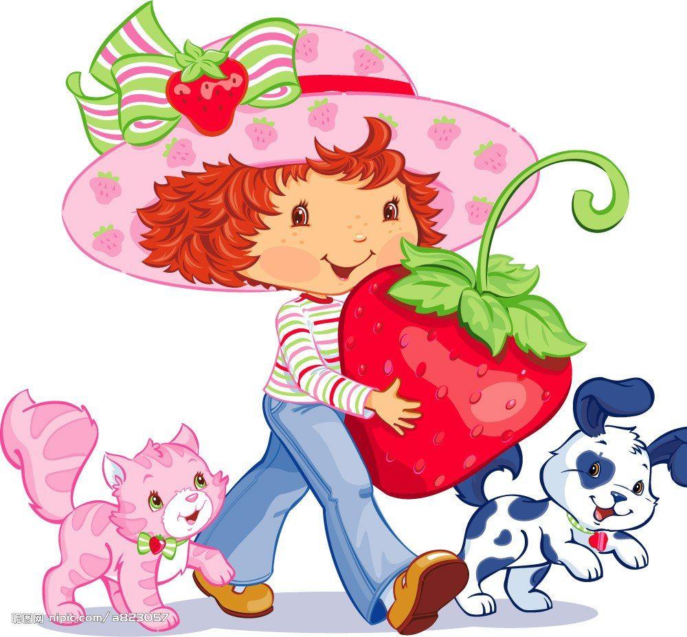 MORANGUINHO Pesquisa Google Strawberry shortcake