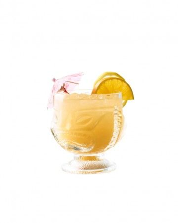 In Another Tiki Classic White Rum Gin Brandy Amaretto And