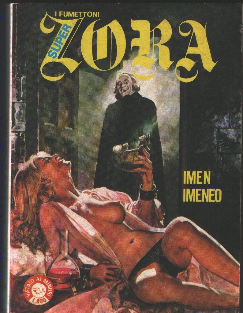 zora la vampira fumetto
