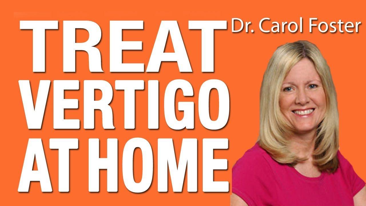 Vertigo Treatment  How To Treat Vertigo This Is A Very Good Instructional  Video With