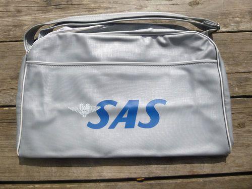 Sas Flight Bag Purse Carry On Luggage Scandinavian Airlines System Vintage Rare Ebay Purses And Bags Scandinavian Airlines System Bags