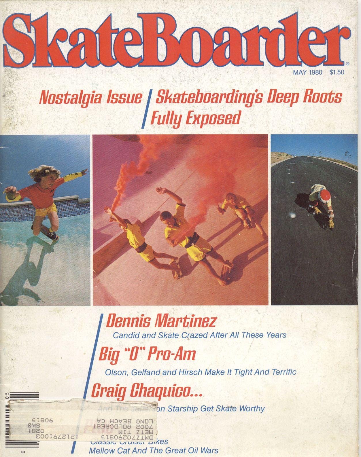 Skateboarder Magazine May 1980  Vintage Skateboarding -3111