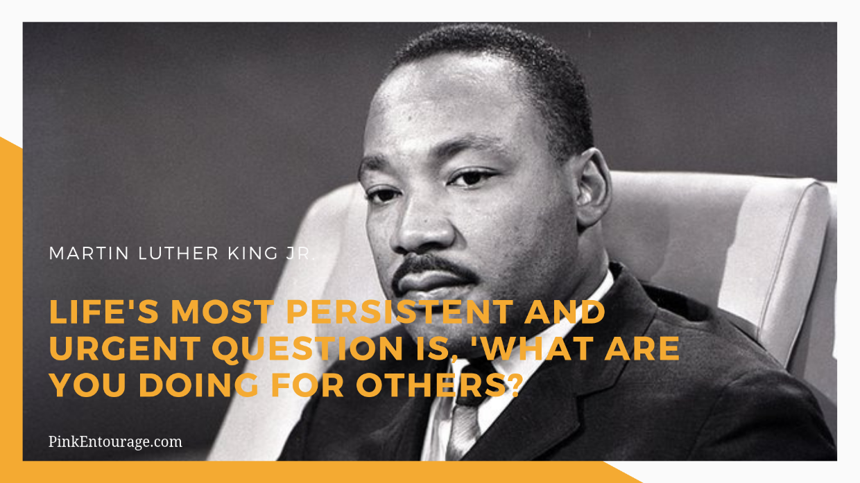 Happy Birthday to Dr. Martin Luther King Jr! Today we ...