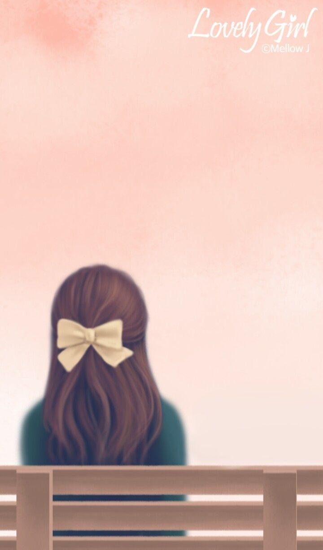 art, art girl, background, beautiful, beautiful girl, beauty, cartoon, cute art, design, drawing, Enakei, fashion, girl, illustration, illustration girl, sky, sweet, sweet girl, wallpapers, we heart it, pink background, lovely girl, beautiful art, pastel
