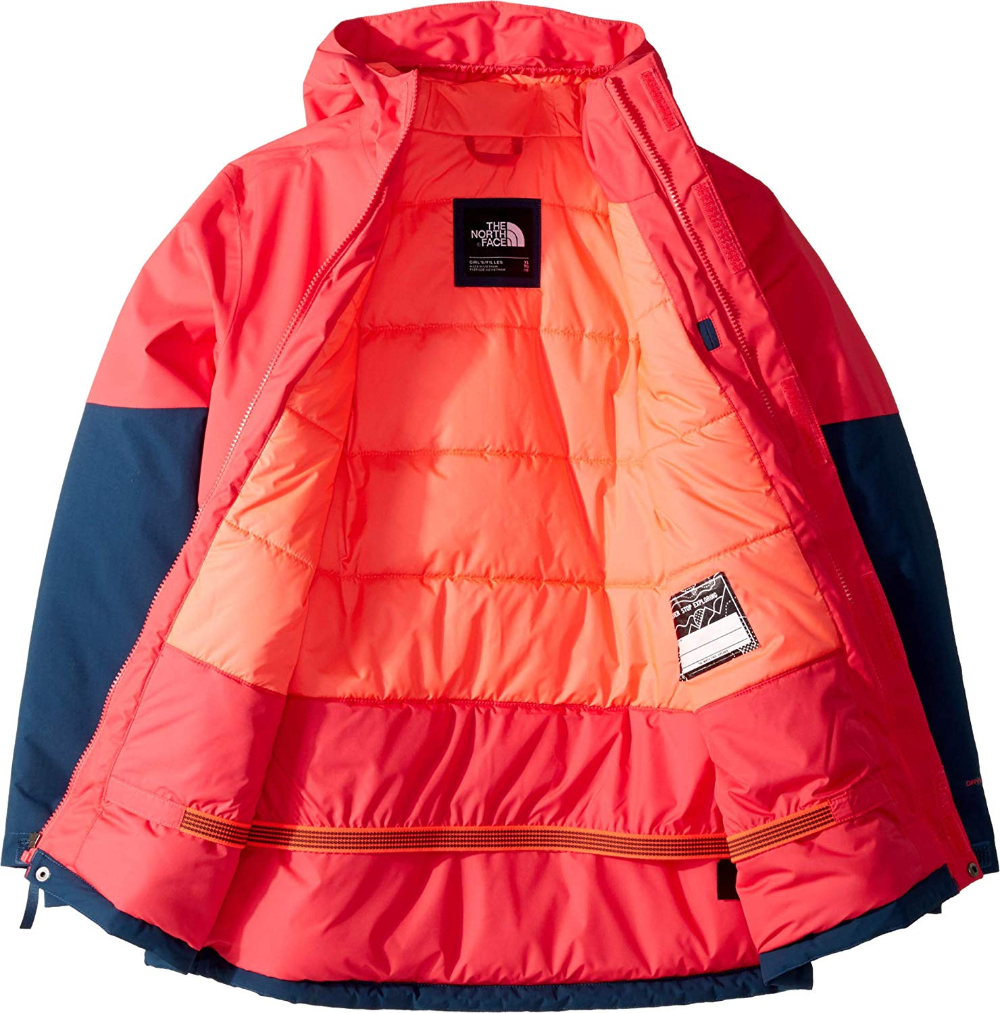 Amazon Com The North Face Girl S Brianna Insulated Jacket Sports Outdoors Insulated Jackets North Face Girls Jackets [ 1013 x 1000 Pixel ]